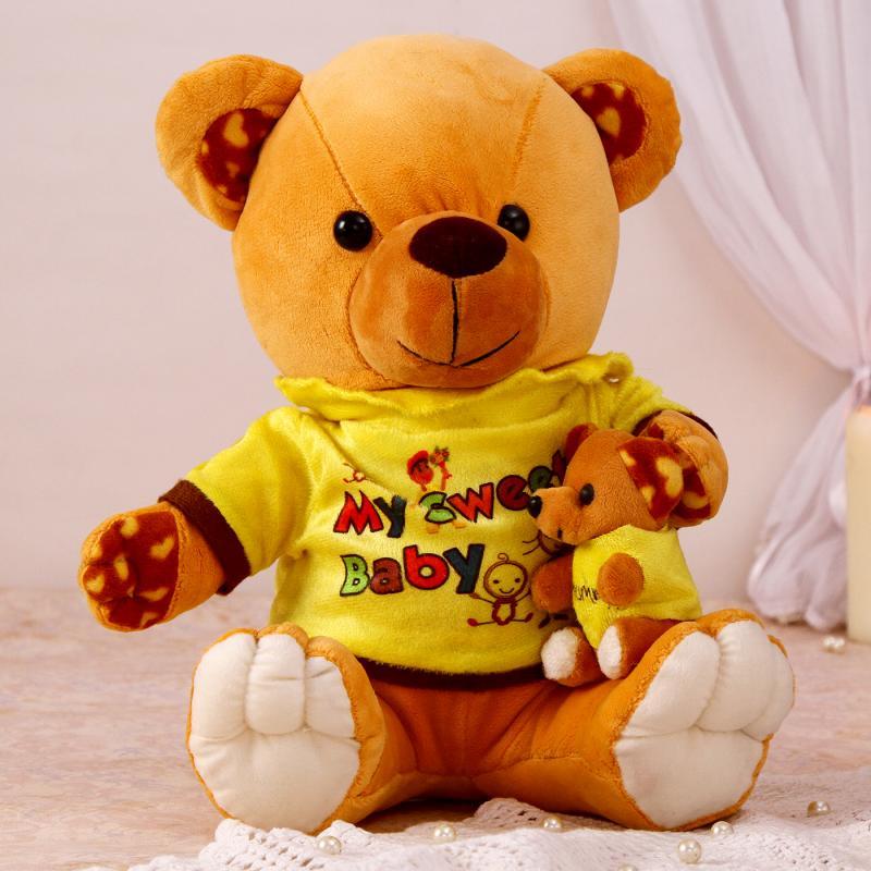 Mom & Baby : Big Soft Toys