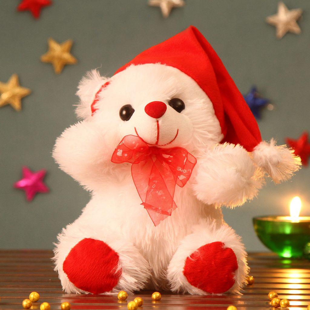 Cute Santa Stuffed Soft Toy