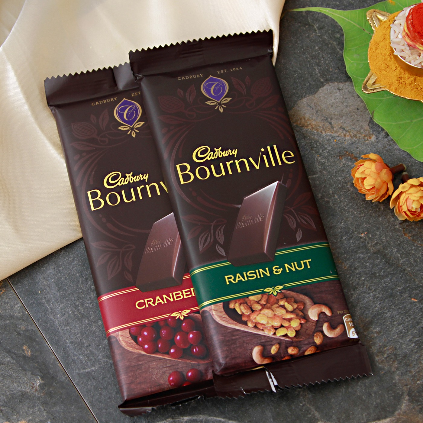 Chocolates Combo Cadbury Bournville 80 gms - Giftteens-Buy Gifts Online