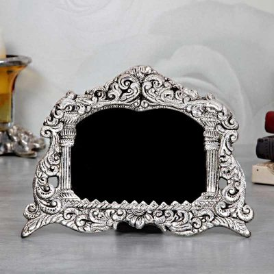 Metal Creeper Photo Frame