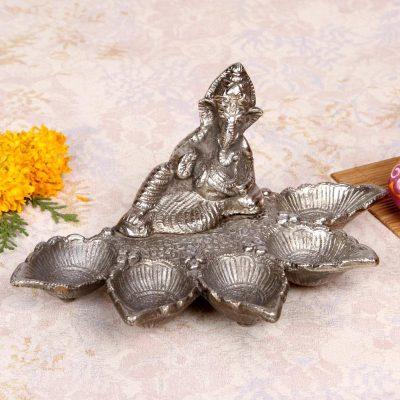 Ganesh 5 Batti Diya