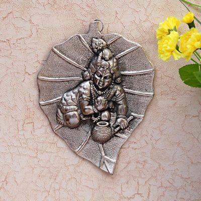 Ladu Gopal on Peepal Leaf