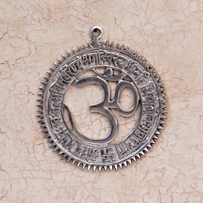 OM with Gayatri Mantra